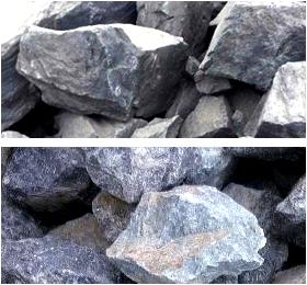 �V石原材料